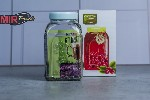 """CR7096WCL Container sticla """"Candy19"""" 1500ml. 1/12"""